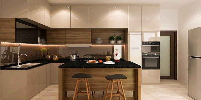 انواع کابینت مناسب برای آشپزخانه